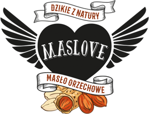 MasLove - Masło 100% orzechowe