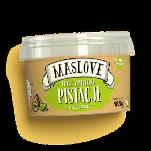 Masło pistacjowe z pistacji pieczonych