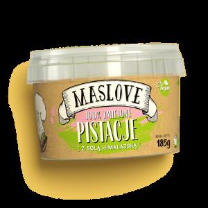 Pasta pistacjowa z solą himalajską