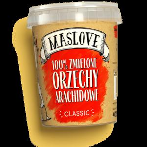 Masło arachidowe classic
