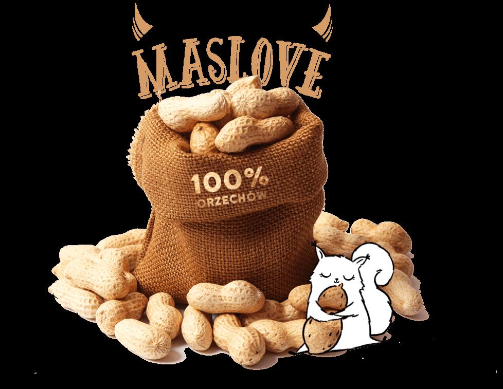 Maslove 100% orzechów