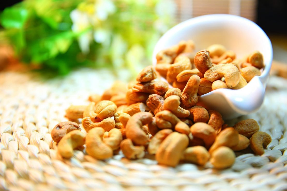 Orzechy nerkowca – właściwości, wartości odżywcze i zastosowanie