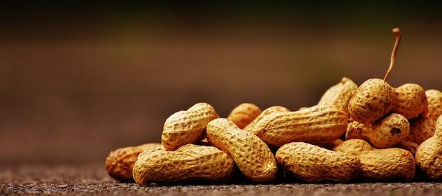 Masło arachidowe i zdrowe odżywianie