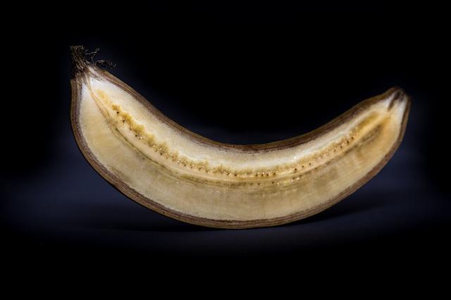 banan z maslem orzechowym