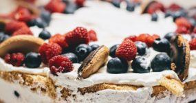 Krem z nerkowców do tortu