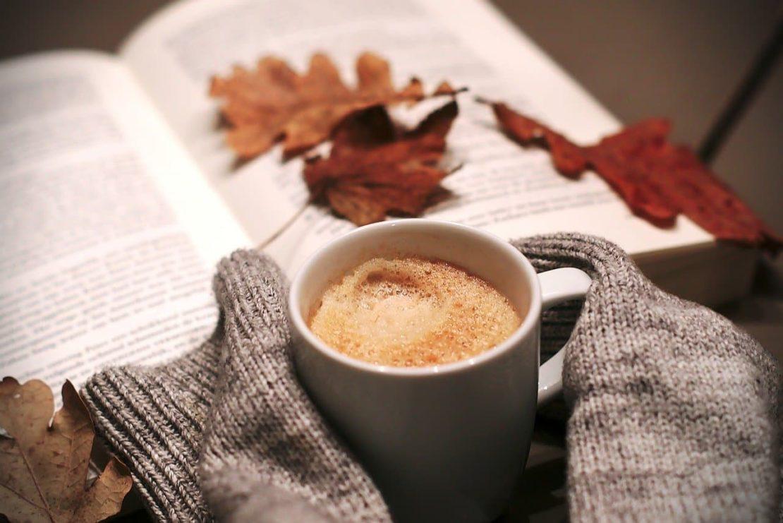 Kawa z maslem orzechowym